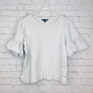 Banana Republic Flutter Sweatshirt Top